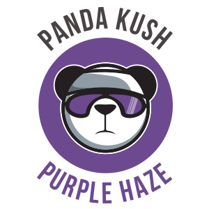 CDB Panda kush purple haze eliquid logo