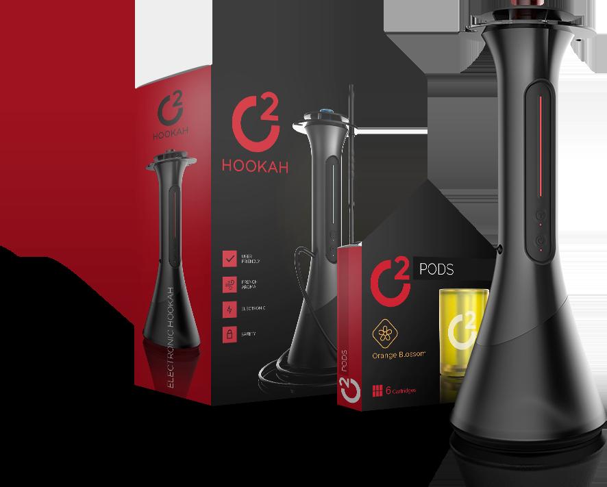 O² Hookah Products